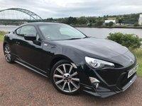 2013 TOYOTA GT86 2.0 D-4S TRD 2d 285 BHP £17990.00