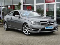2012 MERCEDES-BENZ C CLASS 2.1 C250 CDI BLUEEFFICIENCY AMG SPORT ED125 2d AUTO 204 BHP £10795.00