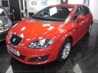 2010 SEAT LEON 2.0 SE TDI 5d 138 BHP £4990.00