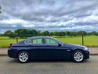 2014 BMW 5 SERIES 2.0 520D SE 4d AUTO 188 BHP £14495.00