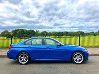 2014 BMW 3 SERIES 2.0 320D XDRIVE M SPORT 4d AUTO 181 BHP £15495.00