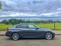 2015 BMW 3 SERIES 2.0 320D XDRIVE M SPORT 4d 181 BHP £8795.00