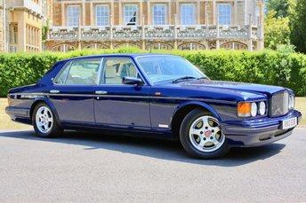 1997 BENTLEY TURBO 6.8 R T 4d 296 BHP £27990.00