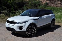 2014 LAND ROVER RANGE ROVER EVOQUE 2.2 ED4  OVERFINCH LOOKS PURE 5d 150 BHP £22995.00