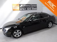 USED 2007 57 BMW 5 SERIES 2.0 520D SE 4d 161 BHP GREAT FAMILY CAR