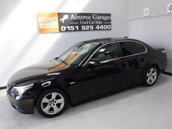 2007 BMW 5 SERIES 2.0 520D SE 4d 161 BHP £4895.00