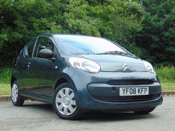 2008 CITROEN C1 1.0 VIBE 3d 68 BHP £2000.00