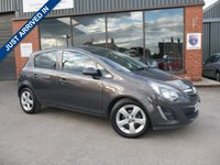USED 2014 64 VAUXHALL CORSA 1.4 SXI AC 5d 98 BHP LOW MILES, PETROL, 5 DOOR HATCHBACK WITH FULL SERVICE HISTORY