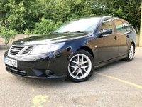 2008 SAAB 9-3 1.9 DTH VECTOR SPORT 5d AUTO 150 BHP ESTATE, ONLY 68K £4490.00