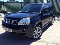 2009 NISSAN X-TRAIL 2.0 TEKNA DCI 5d 171 BHP PAN ROOF SAT NAV LEATHER CRUISE FSH £7990.00