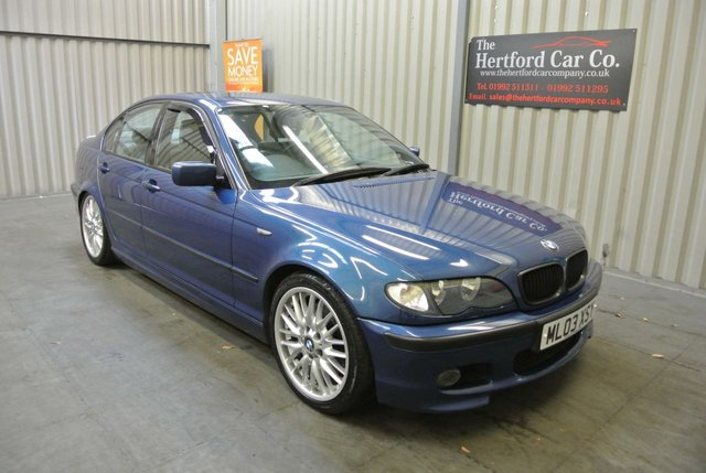2003 03 BMW 3 SERIES 2.9 330D SPORT 4d 181 BHP