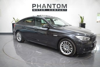2012 BMW 5 SERIES 3.0 530D M SPORT GRAN TURISMO 5d AUTO 242 BHP £16490.00