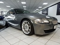 USED 2007 57 BMW Z4 3.0 Z4 SI SPORT COUPE 265 BHP IMPECCABLE BMW HISTORY! B/T