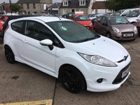 USED 2010 60 FORD FIESTA 1.6 ZETEC S TDCI 3d 94 BHP 2 KEEPER WITH FULL SERVICE HISTORY