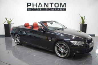 2013 BMW 3 SERIES 2.0 320D M SPORT 2d AUTO 181 BHP £15990.00