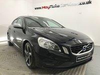 USED 2012 VOLVO S60 1.6 DRIVE R-DESIGN S/S 4d 113 BHP