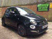 2015 FIAT 500 0.9 TWINAIR LOUNGE 3d 85 BHP £6750.00