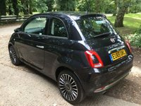 USED 2015 65 FIAT 500 0.9 TWINAIR LOUNGE 3d 85 BHP MAIN DEALER HISTORY, HIGH SPEC.