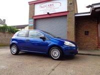 2006 FIAT GRANDE PUNTO 1.2 ACTIVE 8V 3d 65 BHP £1799.00
