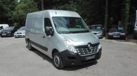 2015 RENAULT MASTER 2.3 MM33 BUSINESS DCI 110 BHP £9450.00