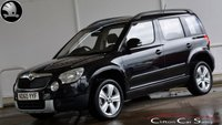 2011 SKODA YETI 2.0TDi S 4x4 5 DOOR 6-SPEED 110 BHP £SOLD