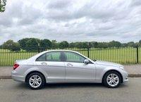 2012 MERCEDES-BENZ C CLASS 1.6 C180 BLUEEFFICIENCY EXECUTIVE SE 4d AUTO 154 BHP £9495.00