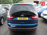 USED 2007 R FORD GALAXY 2.0 GHIA TDCI 5d AUTO 130 BHP ANY PART EXCHANGE WELCOME, COUNTRY WIDE DELIVERY ARRANGED, HUGE SPEC