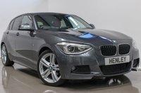 2014 BMW 1 SERIES 2.0 118D M SPORT 5d AUTO 141 BHP £14490.00