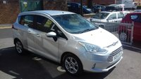 USED 2015 15 FORD B-MAX 1.4 ZETEC 5d 89 BHP CHEAP TO RUN AND EXCELLENT FUEL ECONOMY!..WITH GOOD SPECIFICATION INCLUDING A FRONT HEATED WINDSCREEN, ALLOY WHEELS, AUXLLIARY INPUT/USB, MEDIA AND AIR CONDITIONING!..WITH FULL FORD SERVICE HISTORY AND ONLY 9537 MILES FROM NEW!