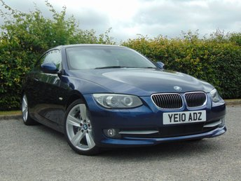 2010 BMW 3 SERIES 3.0 335I SE 2d AUTOMATIC £13500.00