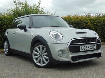 2016 MINI HATCH COOPER 2.0 COOPER S 3d AUTOMATIC £16500.00