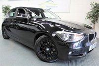 2013 BMW 1 SERIES 1.6 116D EFFICIENTDYNAMICS 5d 114 BHP £7250.00