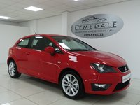 USED 2013 62 SEAT IBIZA 1.4 TSI FR DSG 3d AUTO 148 BHP EXCELLENT CONDITION, LOOKS AND DRIVES SUPERB
