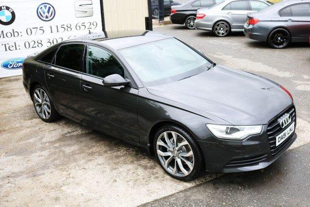2012 51 AUDI A6 2.0 TDI SE 175 BHP SALOON *BLACK EDITION SPEC* (FINANCE & WARRANTY)