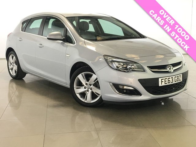 View our 2013 63 VAUXHALL ASTRA 1.6 SRI 5d 115 BHP