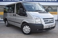 USED 2012 62 FORD TRANSIT 2.2 280 TREND TOURNEO LR 9 STR 5d 124 BHP NO VAT COMES WITH 6 MONTHS WARRANTY
