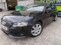 2010 AUDI A4 1.8 AVANT TFSI SE 5d AUTO 158 BHP £5995.00