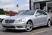 USED 2013 13 MERCEDES-BENZ S CLASS 3.0 S350 BLUETEC L AMG SPORT EDITION 4d AUTO 258 BHP Full Service History.New Mot On Purchase.
