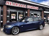 2010 BMW 3 SERIES 2.0 320D M SPORT BUSINESS EDITION TOURING 5d 181 BHP £6995.00