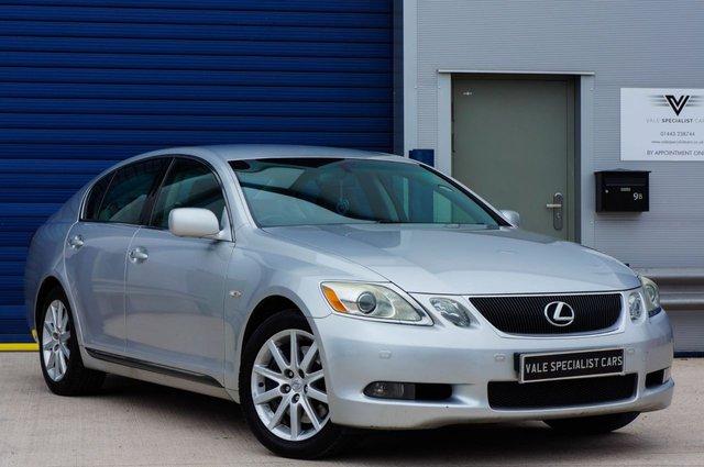2007 56 LEXUS GS 3.0 GS300 SE 4d AUTO 245 BHP