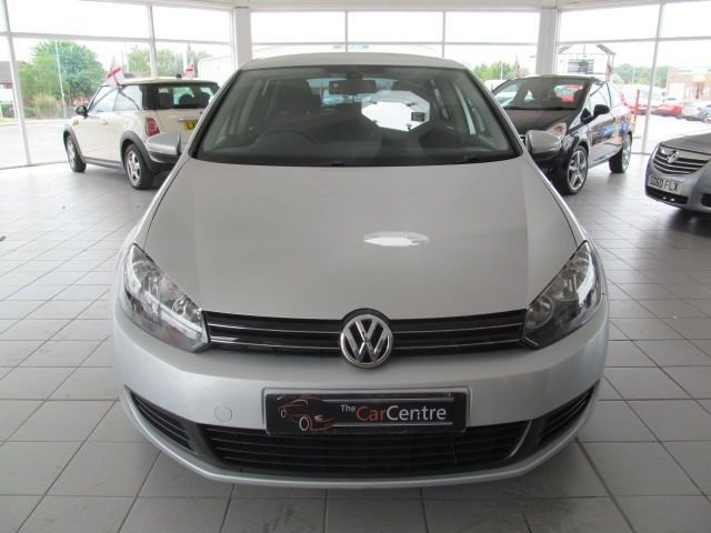 2010 10 VOLKSWAGEN GOLF 1.6 BLUEMOTION SE TDI 5d 103 BHP