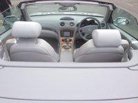 USED 2003 03 MERCEDES-BENZ SL 5.0 SL500 2d AUTO 306 BHP