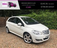 USED 2011 11 MERCEDES-BENZ B CLASS 2.0 B180 CDI SPORT 5d AUTO 109 BHP AMG 18 INCH ALLOYS 1/2 LEATHER FULL MERCEDES SERVICE VERY RARE CAR