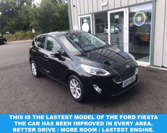2017 FORD FIESTA 1.0 ZETEC NAVIGATOR ECOBOOST (100ps) NEW MODEL £10999.00