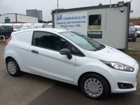2014 FORD FIESTA 1.6 ECONETIC TDCI, 94 BHP, AIR CON, ELECTRIC PACK, 1 COMPANY OWNER £4995.00