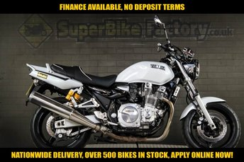 2008 58 YAMAHA XJR 1300 £4491.00