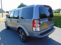 USED 2011 61 LAND ROVER DISCOVERY 3.0 4 SDV6 LANDMARK LE 5d AUTO 245 BHP