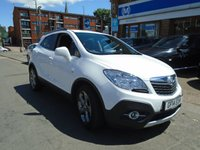 2014 VAUXHALL MOKKA 1.4 SE 5d AUTO 138 BHP £10194.00