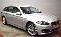USED 2014 BMW 5 SERIES 2.0 520D LUXURY TOURING 5d AUTO 181 BHP
