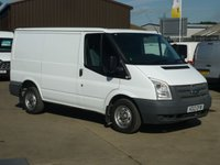 USED 2012 12 FORD TRANSIT 2.2TDCi  T280 SWB 100 BHP FINANCE AVAILABLE